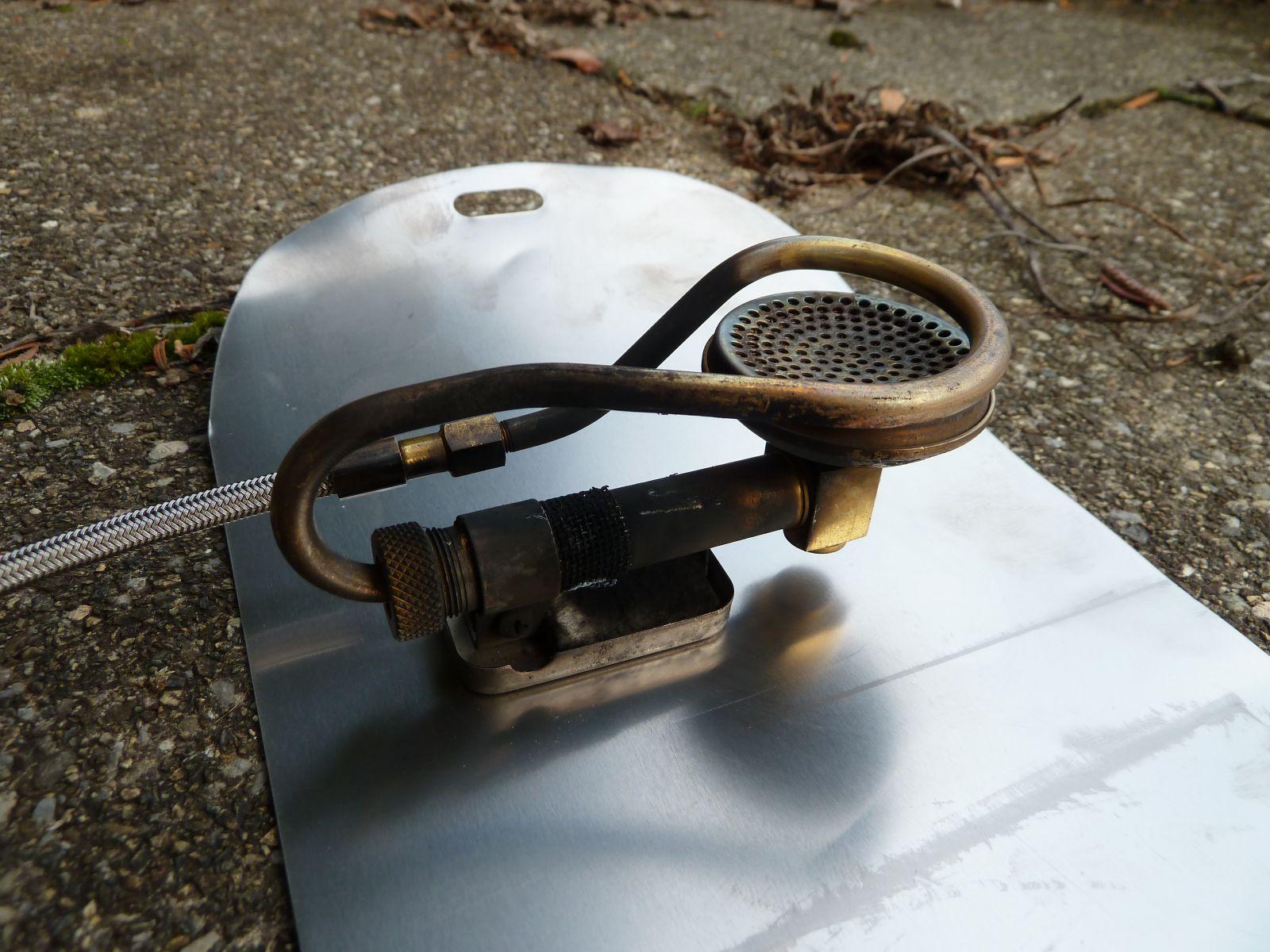 Multifuel-Einsatz für den Cone