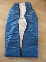 Kleinkinder-Schlafsack Front geöffnet