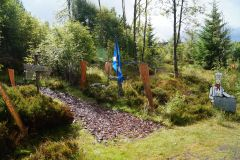 Abriachan Eco Campsite   Great Glen Way