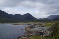 Camasunary   Skye Trail