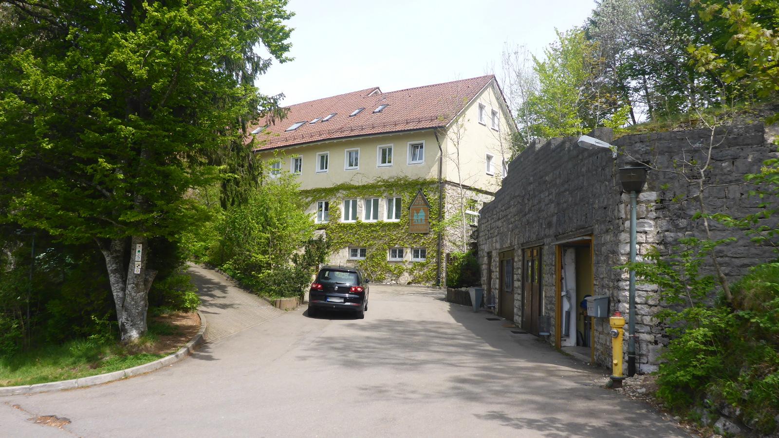 Lochenstein - Jugendherberge