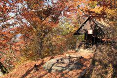 Köhlberghütte Im Oktober