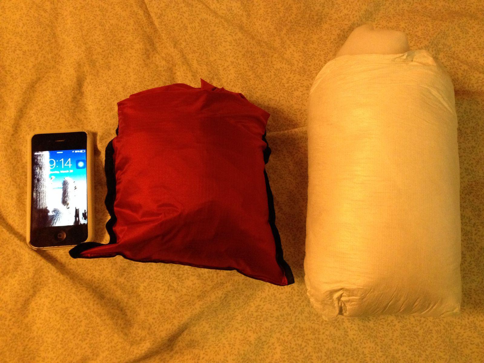Packed OmniSmock LifePants Insulation
