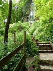 Trail zum Wasserfall