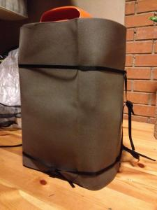 Ruck ohne Sack Front