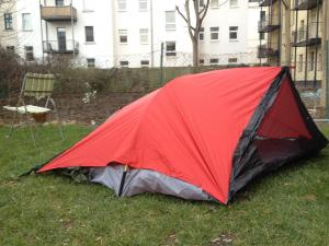 Joyn tent mode Bivy Door
