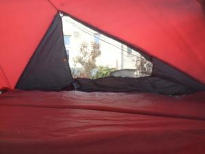 Joyn tent mode inside view