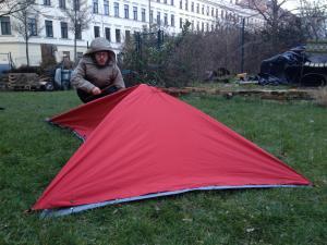 Joyn tent mode tripole