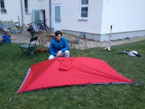 Joyn tripole basic 2P tent mode