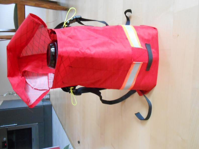 4691dfcea43cf Bikepacking Tasche Rucksack für Harness - MYOG - Make Your Own Gear ...
