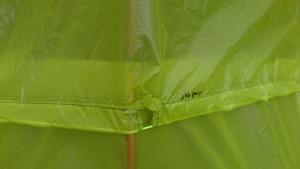 rainfly overlap