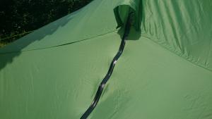 ventilation silpoly tarp poncho