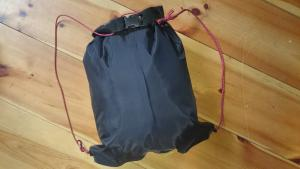 PVC Zeltboden 10L Packsack 56g