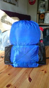 200g MYOG pack front