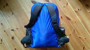200g MYOG pack back