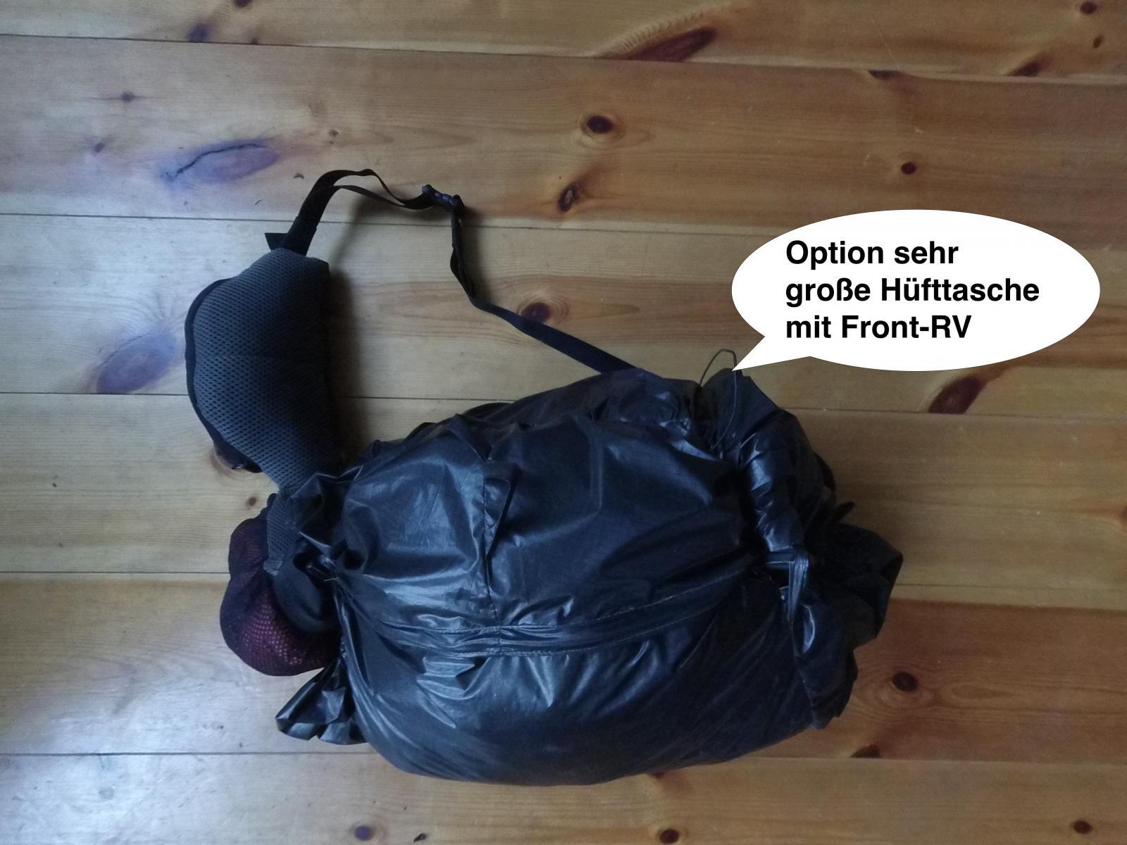 SnapSack Waistbag