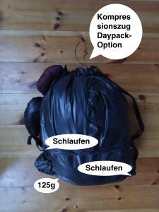 SnapSack daypack size