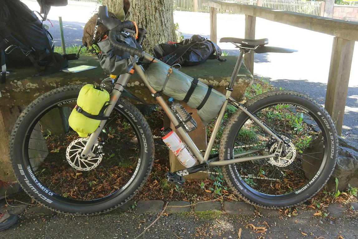 Bikepacking mit einem Salsa Fargo - UL in anderen Outdoor-Sportarten ...