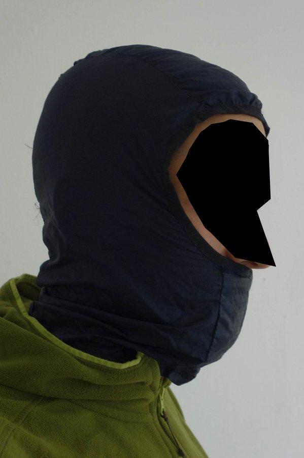 Kapuze für Windjacke - MYOG - Make Your Own Gear - Ultraleicht Trekking