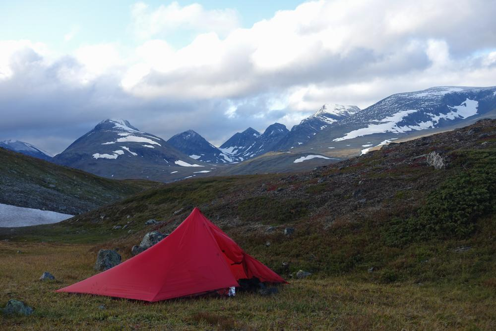 Sarek - Padjelantaleden  August / September 2017